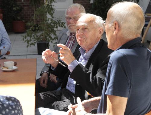 Wie alles begann – Rückblick mit den Gründervätern des Triple Z