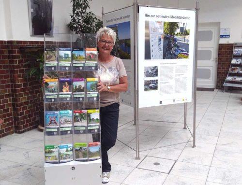 Neue Ausstellung: Essen auf dem Weg zur Fahrradstadt