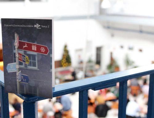 Weihnachtsessen im Triple Z: Jahresabschluss mit den Mietern