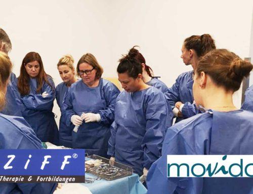 Hand in Hand: Anatomische Weiterbildungen von MoViDo und ZiFF im Triple Z