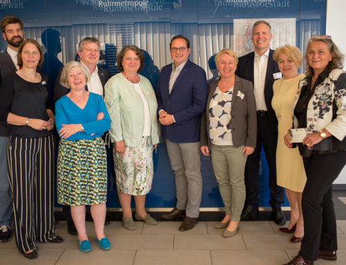 Starke Unternehmen – Starke Frauen – Starke Region: Mentoring-Programm Competentia MEO startet