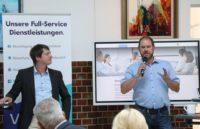 Triple Z Hauptversammlung 2019 Bimagotec und Value AG am Infostand