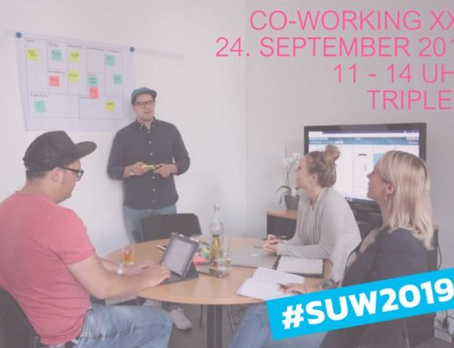 CoWorking XXL: Das Triple Z bei der startupweek:RUHR 2019