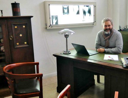Unaufgeregte Gesundheitsarbeit: Osteopath Markus Opalka ergänzt das Angebot von ZiFF