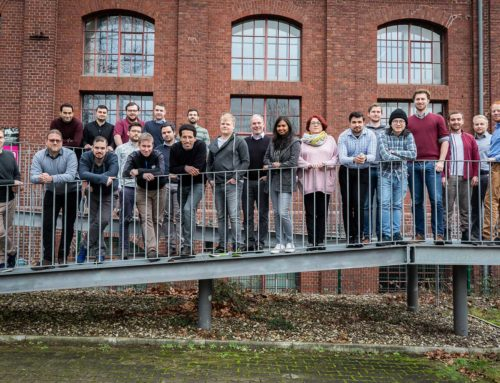 Vom Startup zum Großmieter, vom Gründer zum Teamleiter: Wachstum & Herausforderungen bei talpasolutions