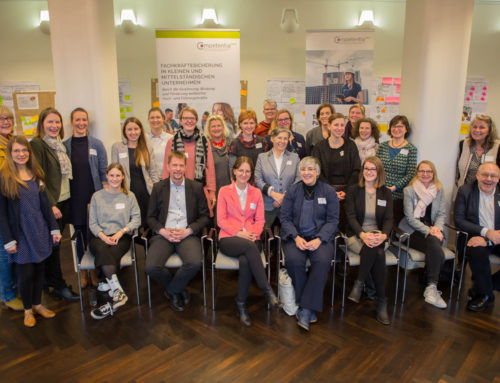 Competentia MEO: Zweite Auflage des Mentoring-Programms startet