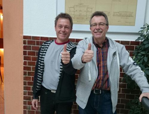 Byebye Tor-König: Wohlverdienter Ruhestand für Werner Danuschewski