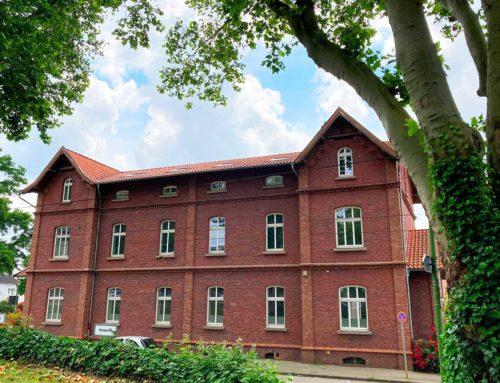 Erweiterung um 1000 m² Bürofläche: Zwei Steigerhäuser ergänzen das Triple Z