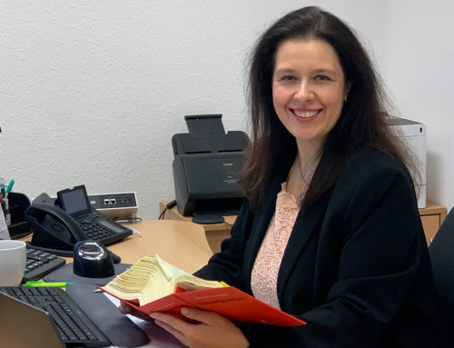 Steuerberatung im Steigerhaus: Jessica Göttgens baut ihre Kanzlei aus